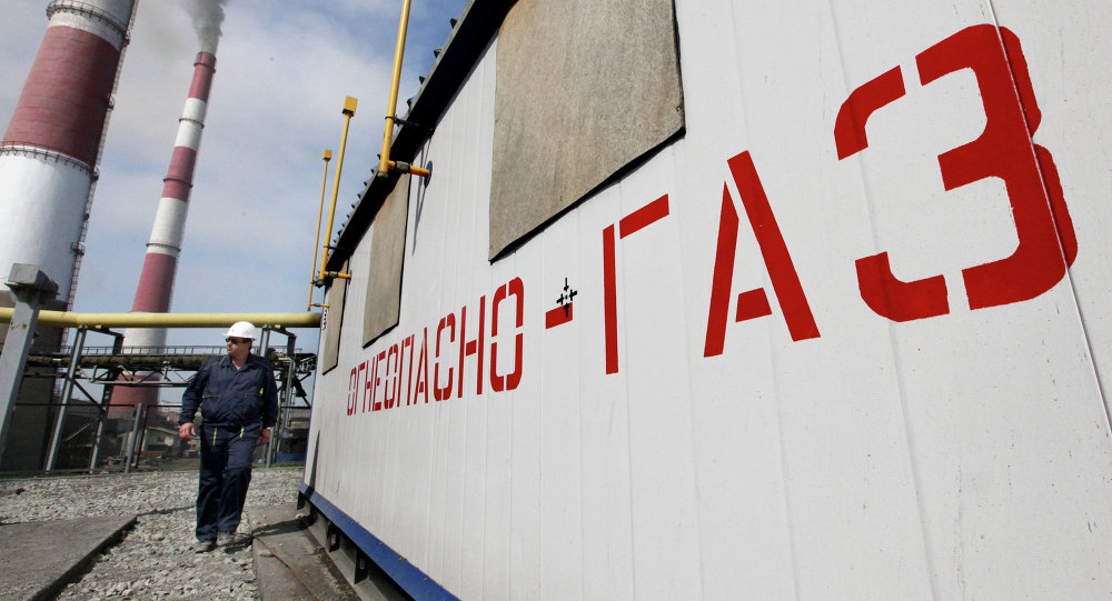 Работы по газификации Владивостокской ТЭЦ-2