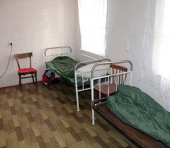Приют для бездомных в городе Токмок