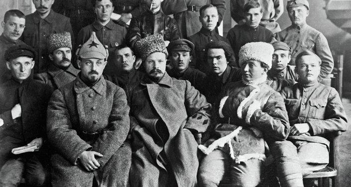 Михаил Васильевич Фрунзе на X съезде ВКП(б).