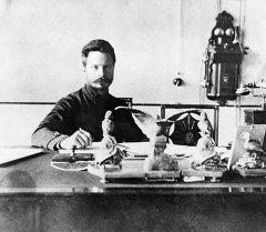 Командующий 4-й армией Восточного фронта М.В. Фрунзе