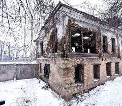 Дом-дача первого выборного старосты Пишпека Ильи Терентьева.