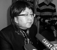 Заместитель министра культуры, информации и туризма Кыргызской Республики Темирбекова Айнура Кубанычбековна