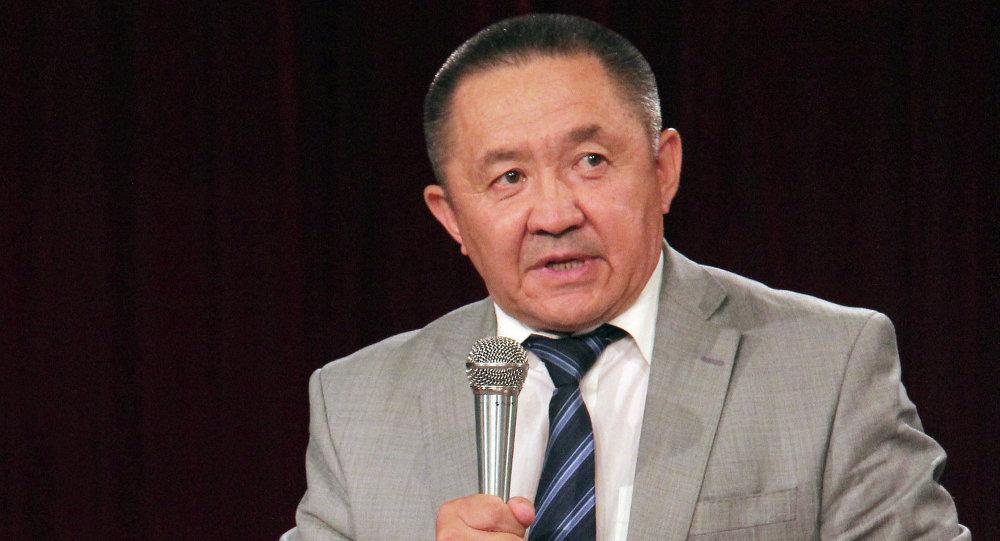 Гендиректор Общественной телерадиокорпорации Султан Жумагулов