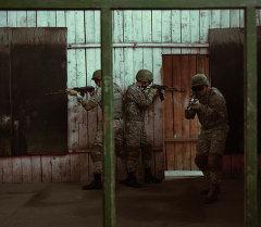 Архивное фото бригады спецназа Пантера