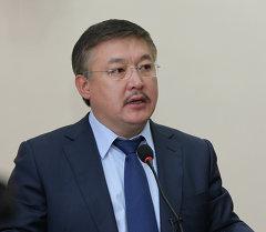 Политик Ахматбек Келдибеков. Архивное фото