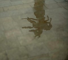 Дождь в Бишкек