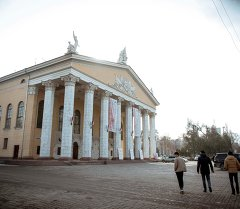 Абдылас Малдыбаев атындаы опера балет театры. Архив