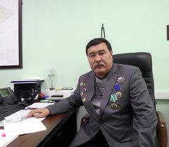Генерал-полковник Абдыгул Чотбаев. Архив