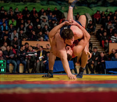 Чемпионат Кыргызстана по греко-римской борьбе