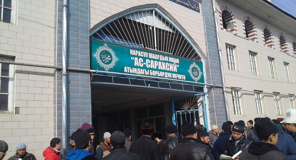 Мечеть Ас-Сарахсий