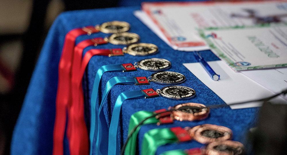 Медали. Архивное фото