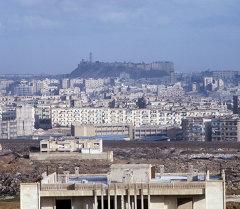 Халеб - крупный промышленный и культурный центр Сирийской Арабской республики