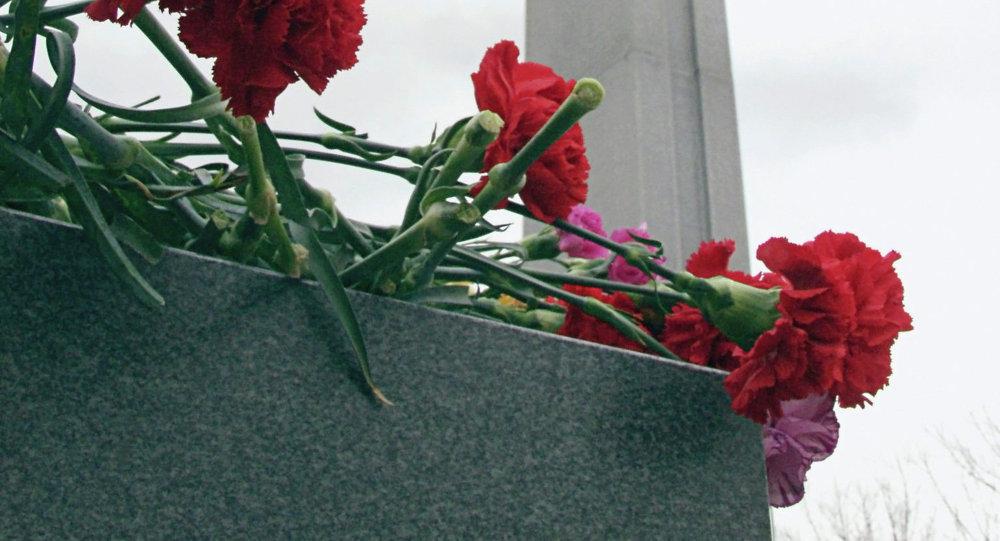 Мемориал В память о жертвах терроризма на Дубровке