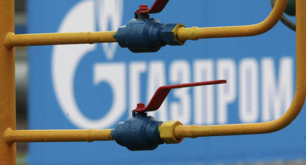 Газовая труба. Архивное фото