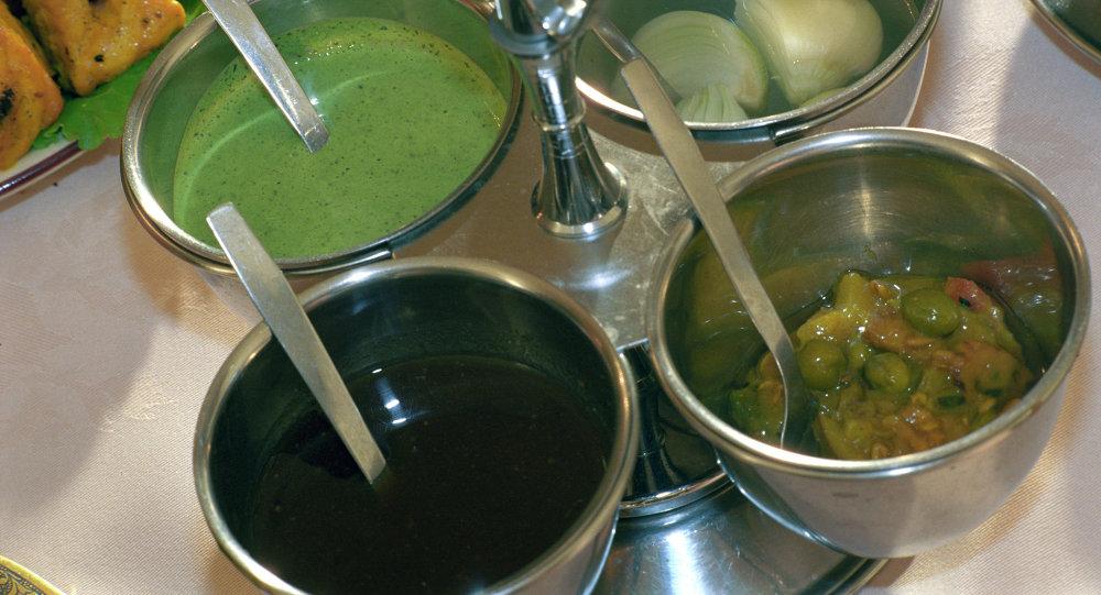 Супы в ресторане. Архивное фото