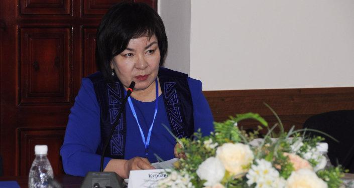 Круглый стол Кыргызско-российские взаимоотношения в XVIII-XX веках