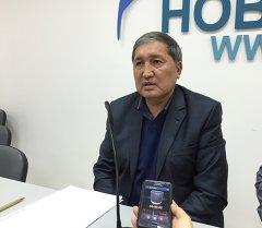 Адвокат свидетеля убийства Анапияева Кайрат Загибаев