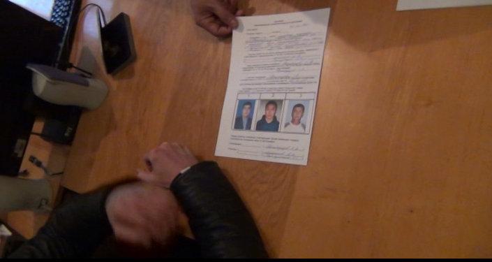 Свидетель опознал предполагаемых участников убийства Анапияева