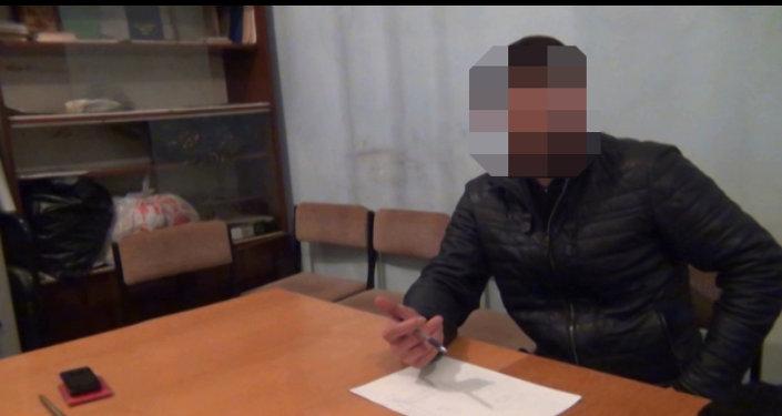 Показания свидетеля по убийству Алмамбета Анапияева в Минске
