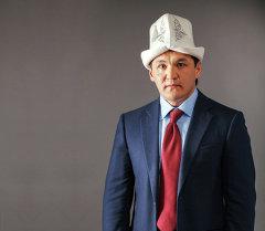 Кыргызстандык криминалдык авторитет Алмамбет Анапияев. Архив
