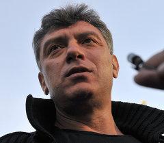 Борис Немцов. Архив.
