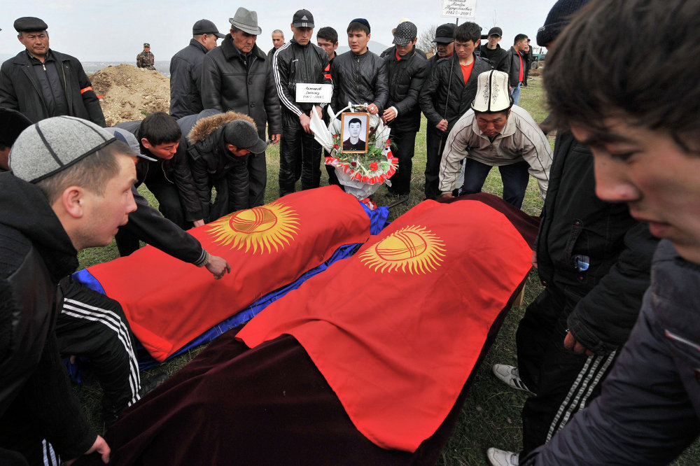 Бүгүнкү күндө Апрель революциясынан көз жумгандардын саны 123 кишиге жетти