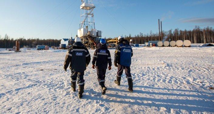 Разработка Ковыктинского газового месторождения в Иркутской области