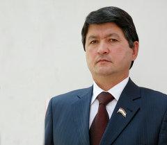 Депутат Таджикского Маджлиси Оли Олим Сафаров