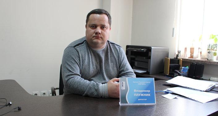 Руководитель правового центра Вигенс Владимир Плужник. Архивное фото