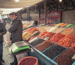 Рынки города Бишкек