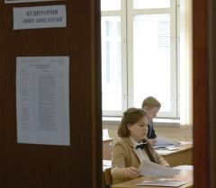 День сдачи ЕГЭ по информатике и ИКТ, биологии, истории в Новосибирске