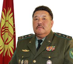 Заместитель председателя Государственной пограничной службы Кыргызской Республики полковник Байтолоев  Калмурат Эсеналиевич