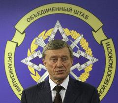 Генсек ОДКБ Н.Бордюжа встретился с генсеком ООН Пан Ги Муном