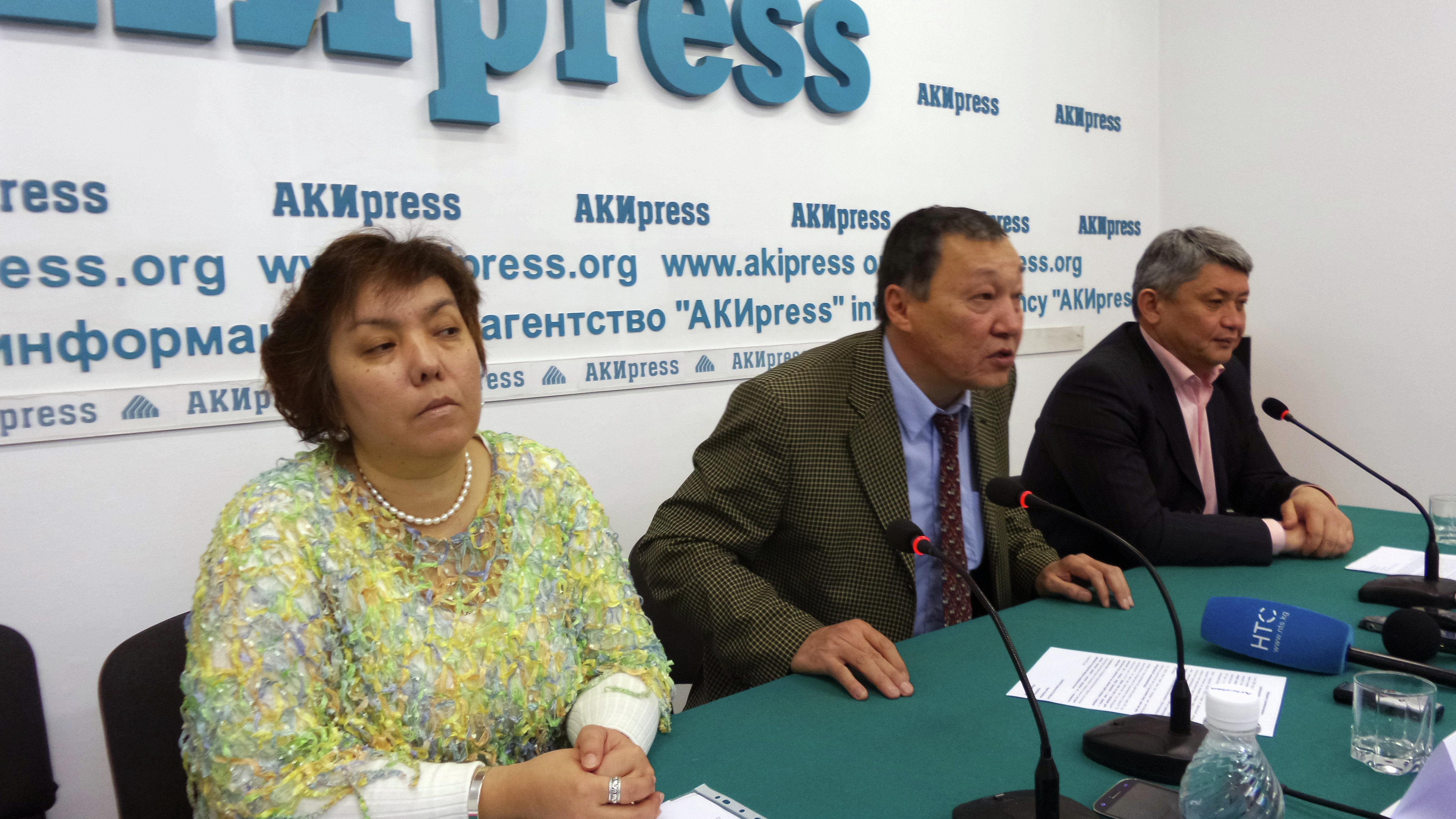Гражданский активист Зульфия Марат