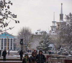Бишкек шаарынын мериясы. Архив