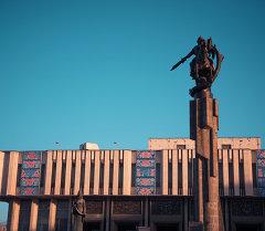 Кыргыз улуттук филармониясы. Архив