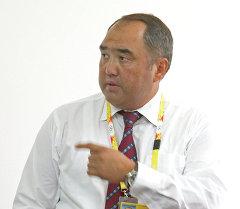 Архивное фото президента Национального Олимпийского Комитета Мурата Саралинова