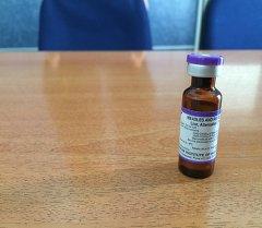 Вакцина против кори и краснухи
