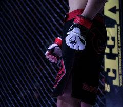 Боец на ринге. Архивное фото