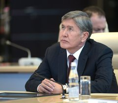 Алмазбек Атамбаев Европа мамлекеттерин кыдырат