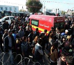 Боевики ИГ ворвались в музей Туниса и расстреляли 17 туристов