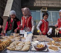 Бишкектеги фестивал. Архив