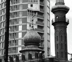 Мечеть в Нижнем Новгороде. Архивное фото