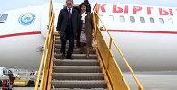 Атамбаев Австрияга расмий иш сапары менен келди