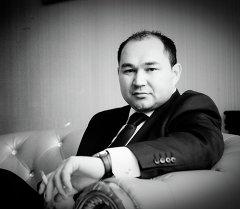 Заместитель генерального директора международной страховой компании НСК Энвер Хавазов