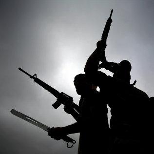 Иракдагы террорчулар. Архивдик сүрөт