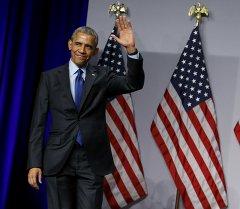 АКШ президенти Барак Обама. Архив