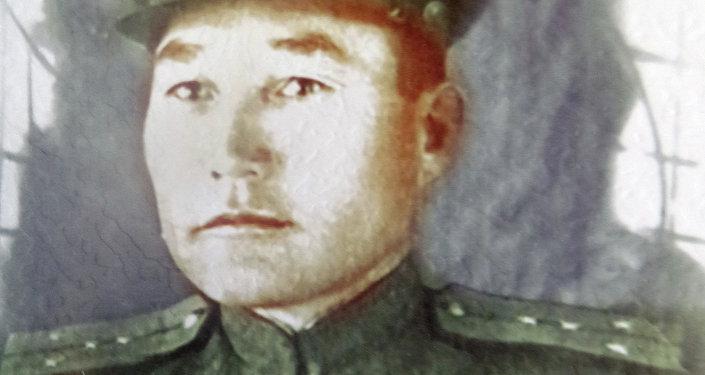 Каалыйакмат Боромбаев Панфилов дивизиясынын сегизинчи батальонунун командири болгон