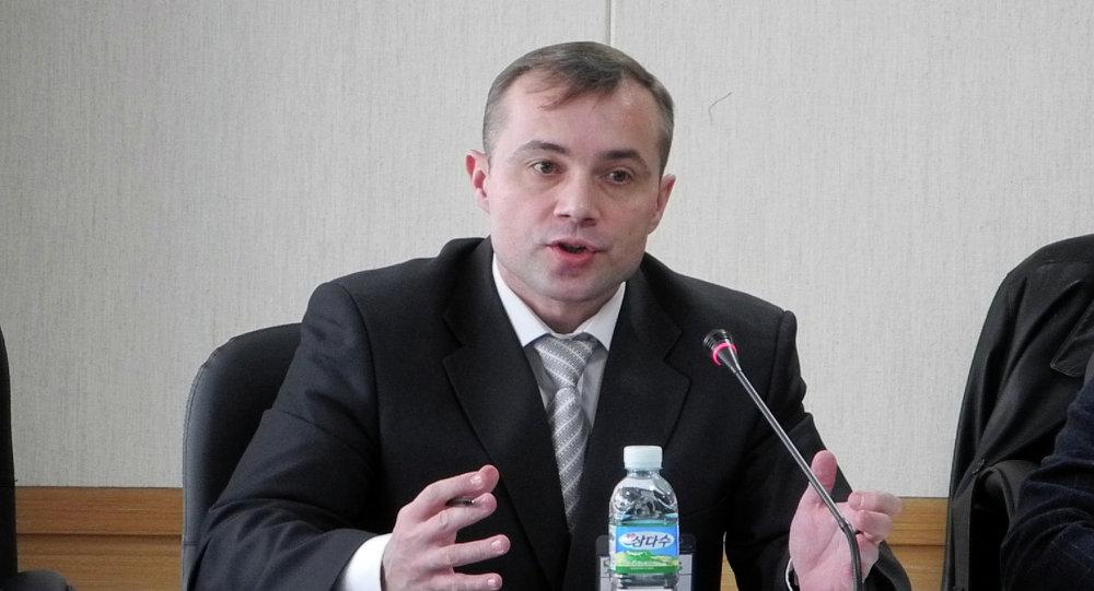 Владимир Парамонов. Архивное фото