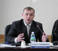 Владимир Парамонов. Архив
